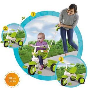 Un cadou inspirat pentru copii – tricicleta