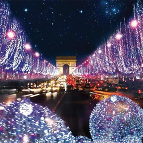 city break Paris